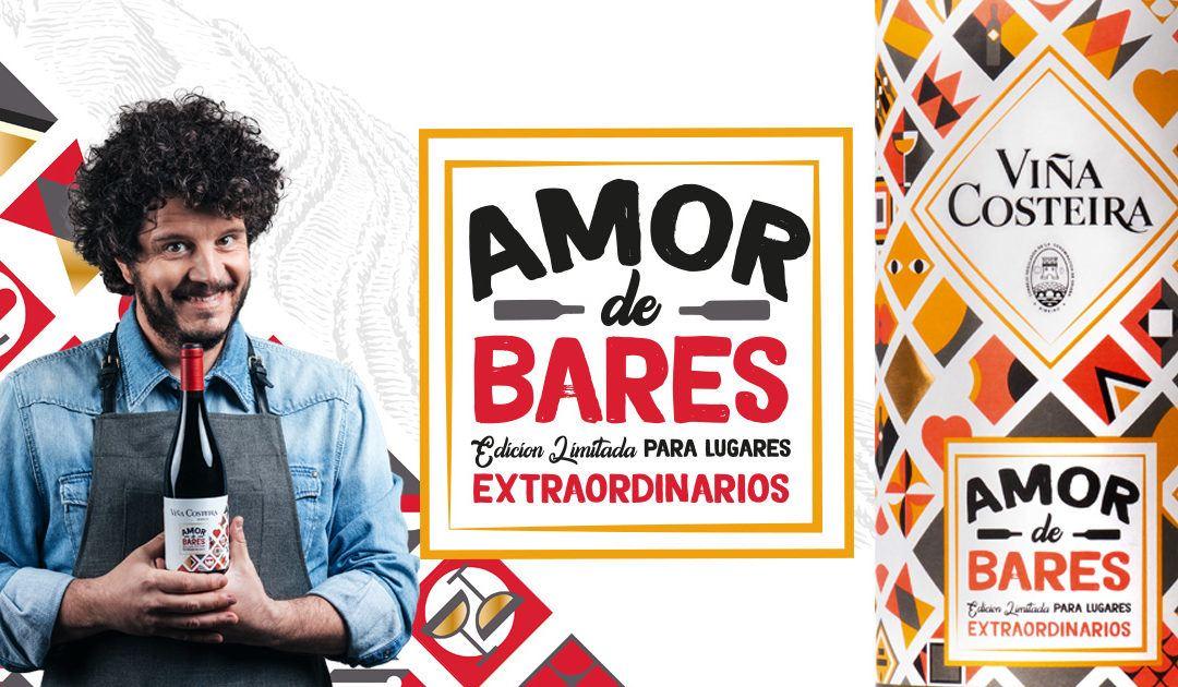 Viña Costeira continúa su apoyo a la hostelería de Galicia ahora con Amor de Bares Mencía