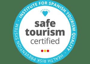 Logotipo Safe Tourism Certified 116124525