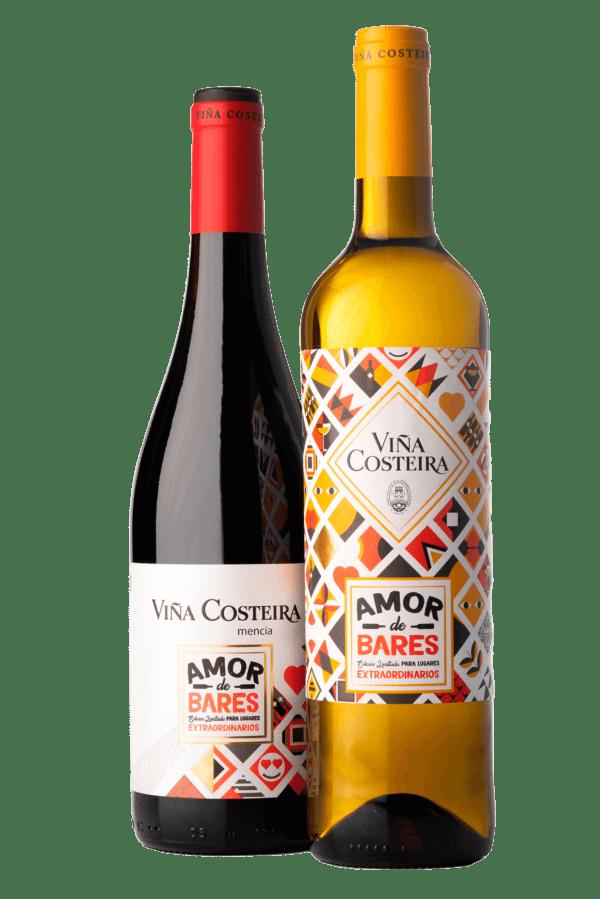 Imagen botellas Amor de Bares