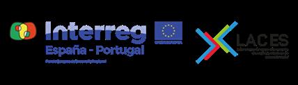 Logotipo Interreg y Laces