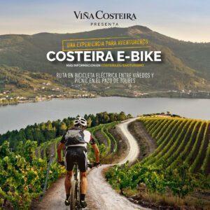 imagen Costeira enoturismo ruta bicicleta e-bike