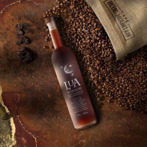 fotografía Bodegón Costeira Lúa Licor de Café Jamaica