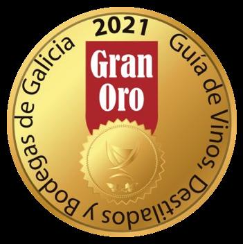 Gran Oro Guía de Vinos de Galicia 2020