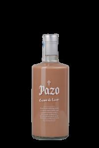 fotografía botella Costeira Pazo Crema de Licor