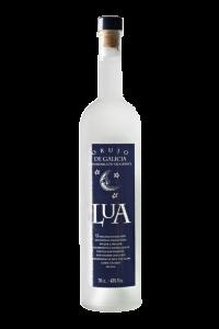 fotografía botella Costeira Lúa Orujo de Galicia