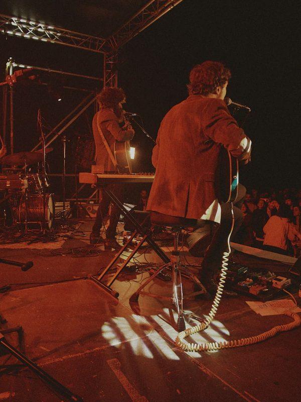 Imagen concierto Costeira Sonora